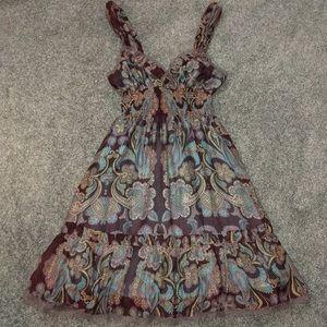 Brand New Free People Paisley Dress!